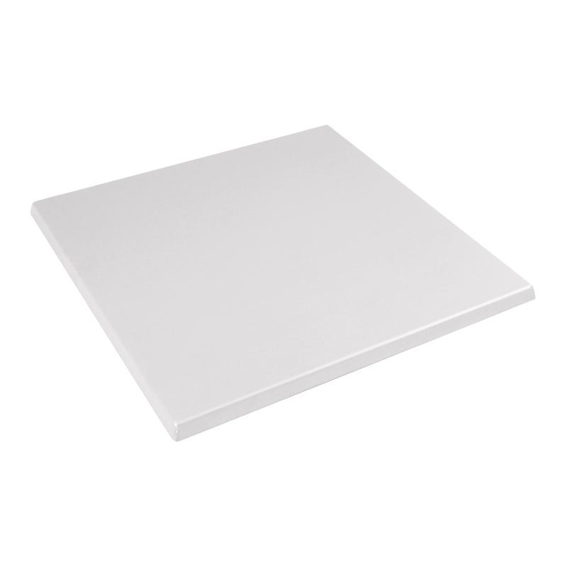 Atraos German Quality Square Table Top - White
