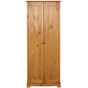Balsam Pine 2 Door Wardrobe