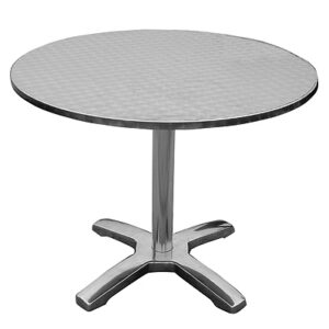 Saboni Outdoor Garden Bistro Patio Table