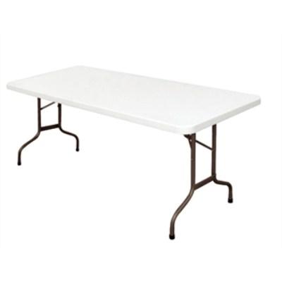 Raul Rectangle Utility Foldaway Table
