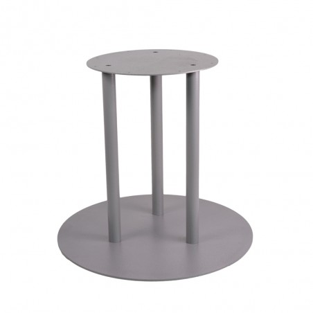 Basanova Large Table Base For Large Table Tops - Grey