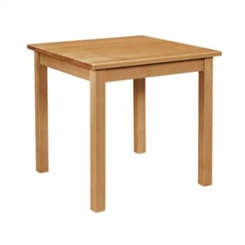 Jada Wood Table - Square