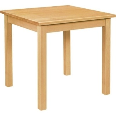 Eaton Square Natural Wood Table