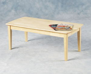 Celesta Wooden Coffee Table