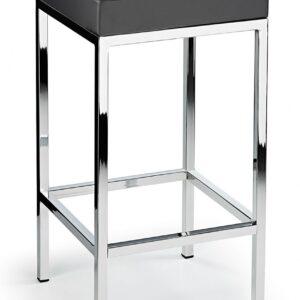 Esile Real Leather Bar Stool Adjustable Ergonomic Designed