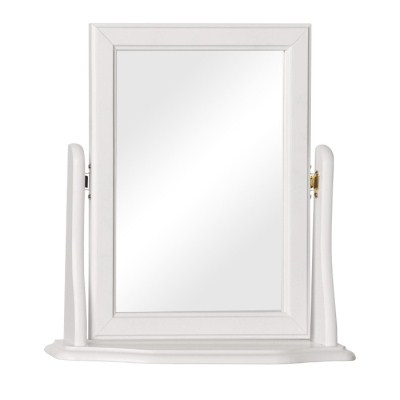 Tracy Danish Made White Mdf Mirror
