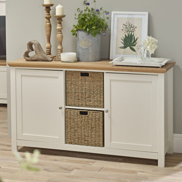 Ceeder Sideboard Cream
