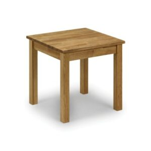 Cox Lamp Or End Table Solid Oak