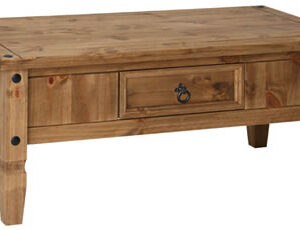 Pereza Mexican Pine Coffee Table