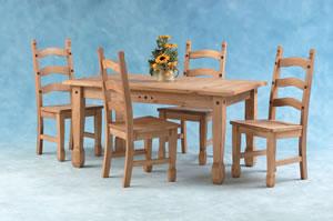 Quazar Dining Set