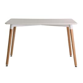 Flora Table White