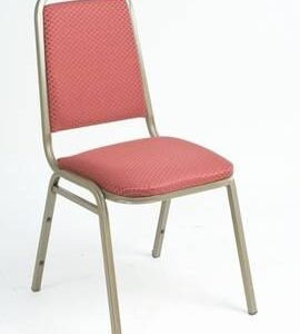 Hila Banqueting Stacking Dining Chair Steel Frame