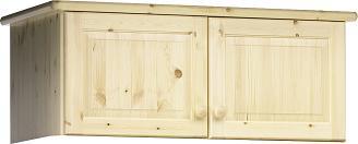 Topbox For 2 Door Wardrobe