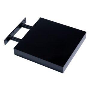 Holly Shelf - MDF - Gloss Black