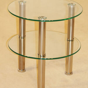 Kanser Round Side Table
