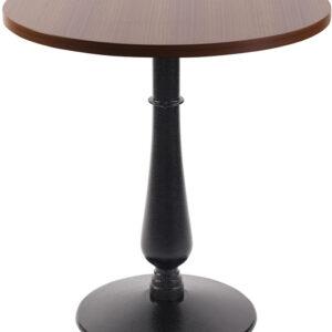 Ballad Cast Iron Circular Dining Table