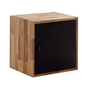 Matrid Cube With Door Oak