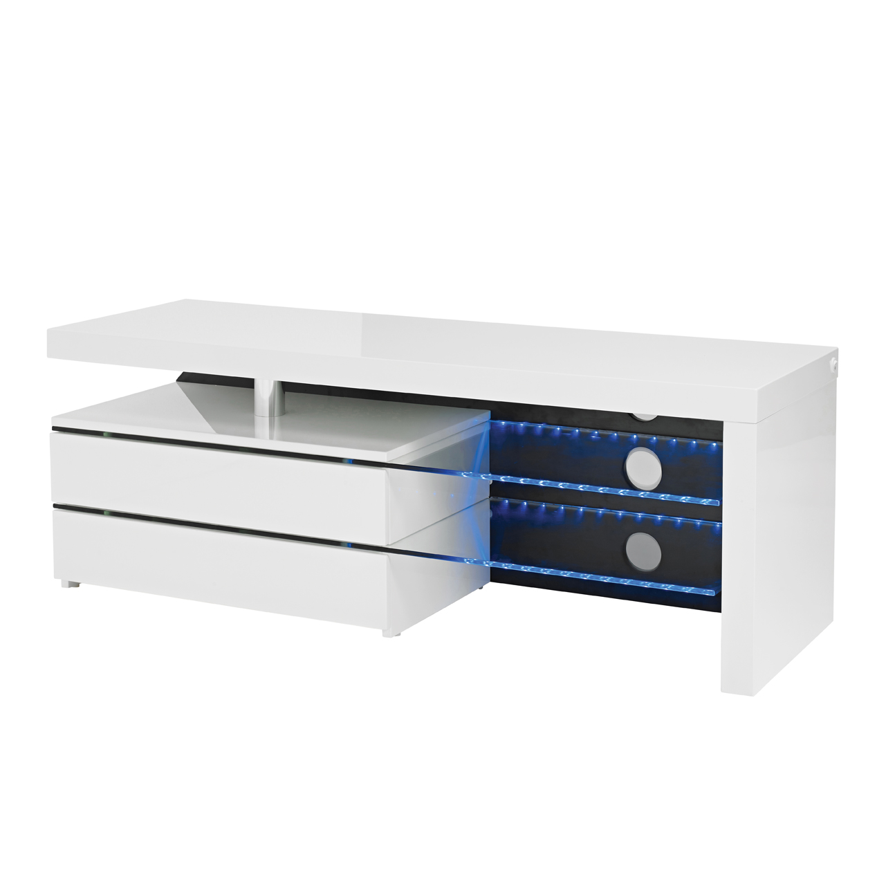Millie TV Unit White