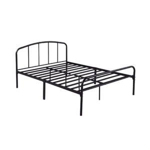 Meredy 4.6 Double Bed Black