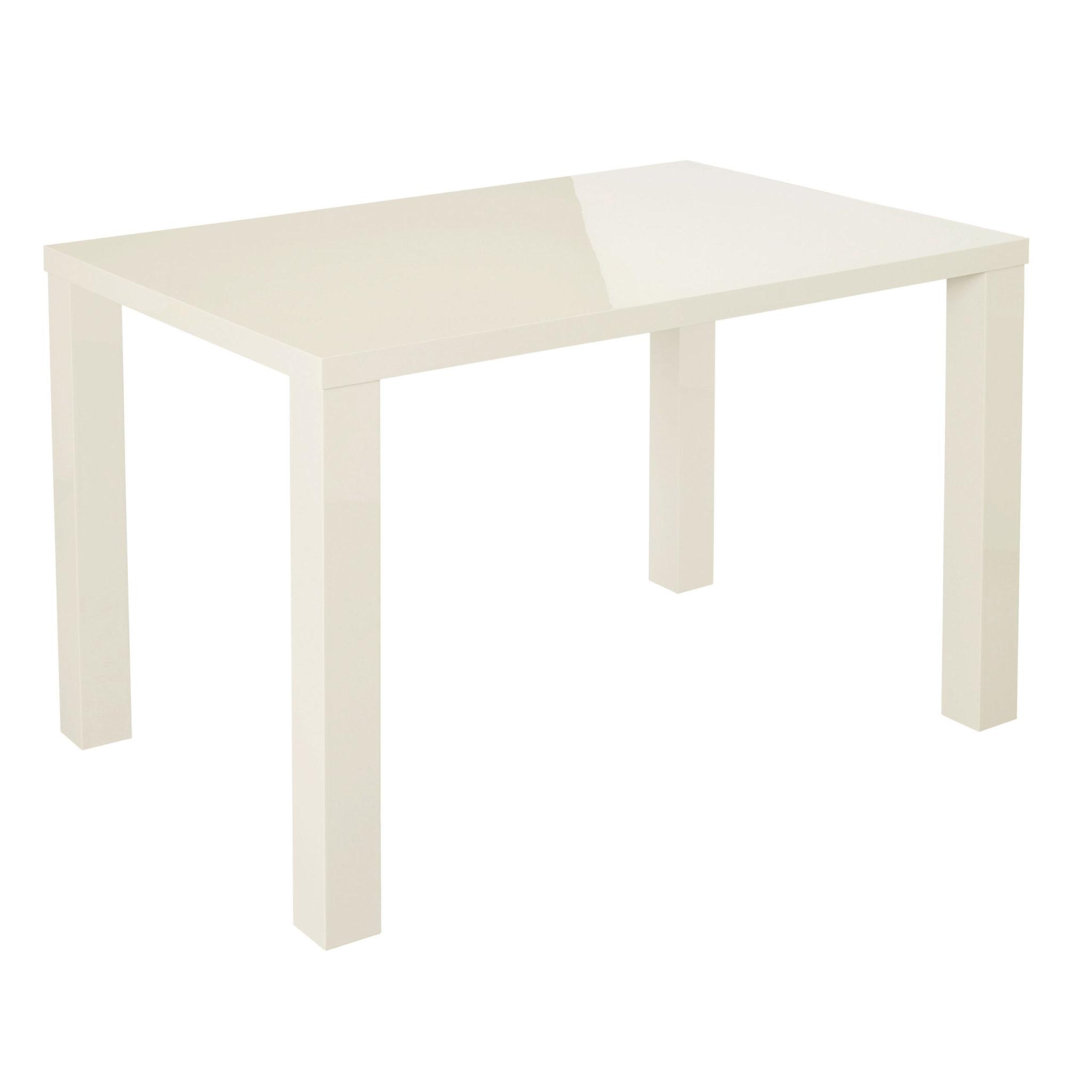Manny Medium Dining Table Cream