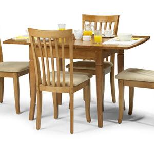 Newbon Extending Dining Set - Fully Assembled Chairs