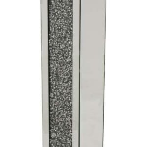 Mamo Mirrored Pedestal Column 91cm
