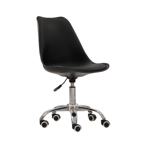 Osdera Swivel Office Chair Black