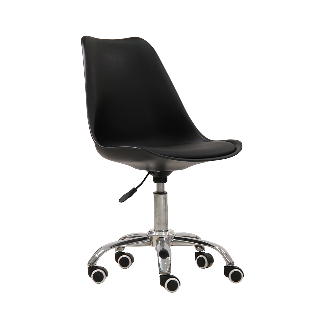 Osdera Swivel Office Chair Black