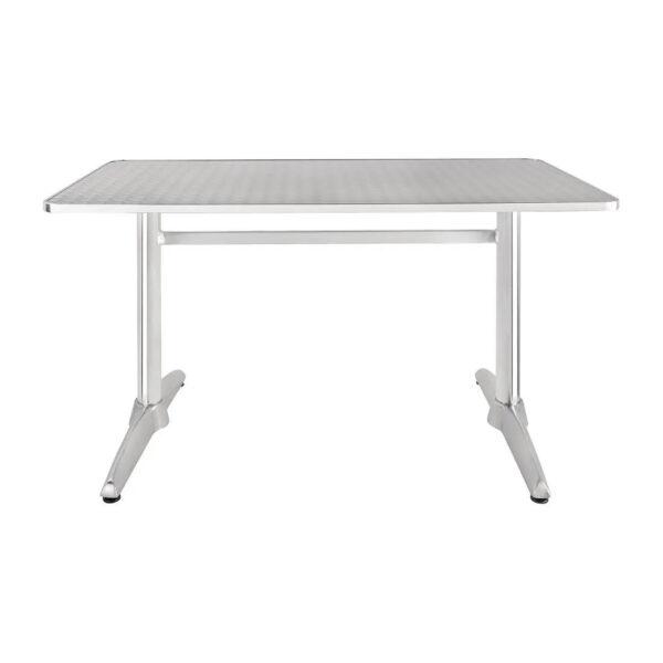 Boley Oblong Indoor Or Outdoor Table - Aluminium Frame