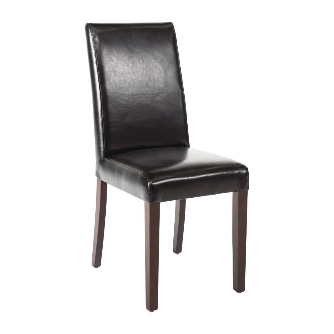 Dennis Pair Fully Padded Chair Black Seat Fully Assembled