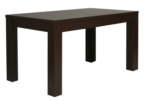 Piniot Large Extending Dining Table In Dark Mahogany