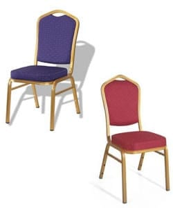 Nadia Banqueting Chair Padded