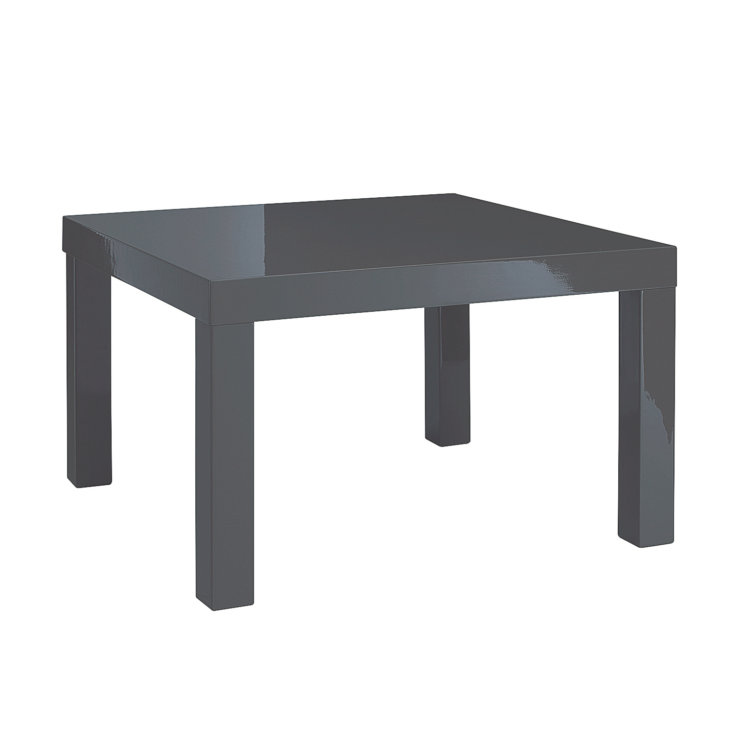 Manny End Table Charcoal