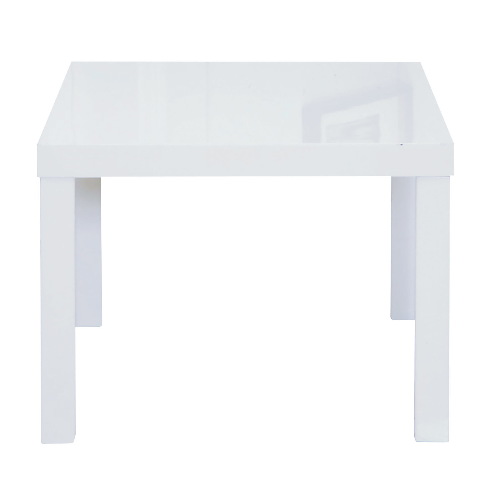 Manny End Table White