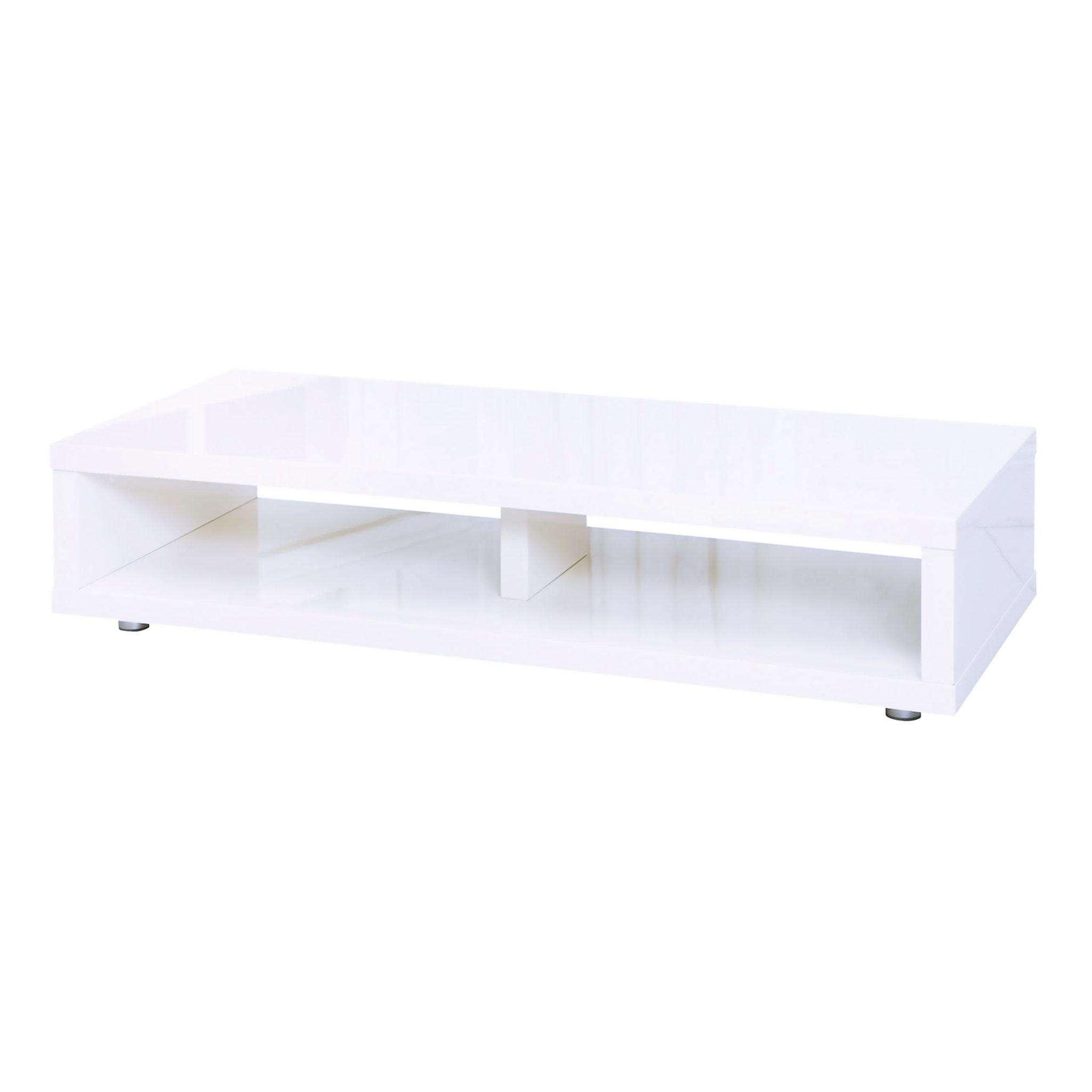 Manny TV Unit White