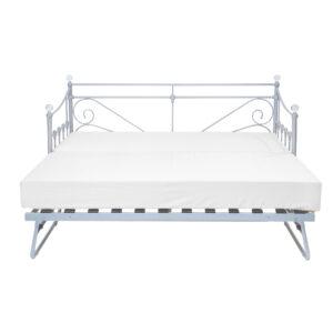 Sevot Trundle Bed Silver