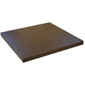 Ilkay Extra Thick 48Mm Square Table Top Moorland Oak Effect Commercial Quality