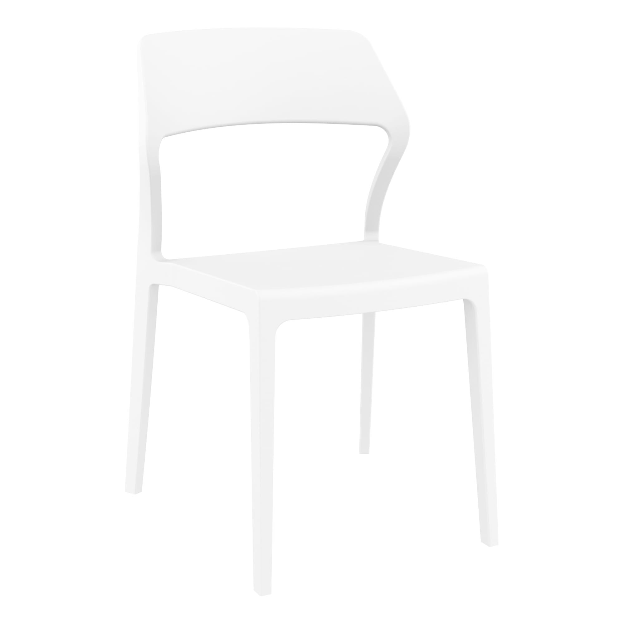 Sono Side Chair - White