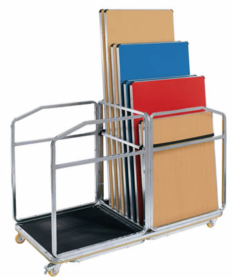 Harvey Large Table Trolley