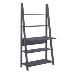 Toddny Ladder Desk Black