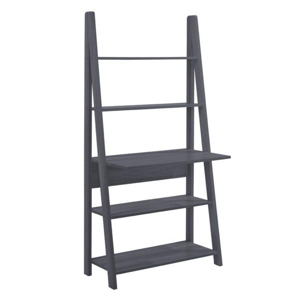 Toddny Ladder Desk Black