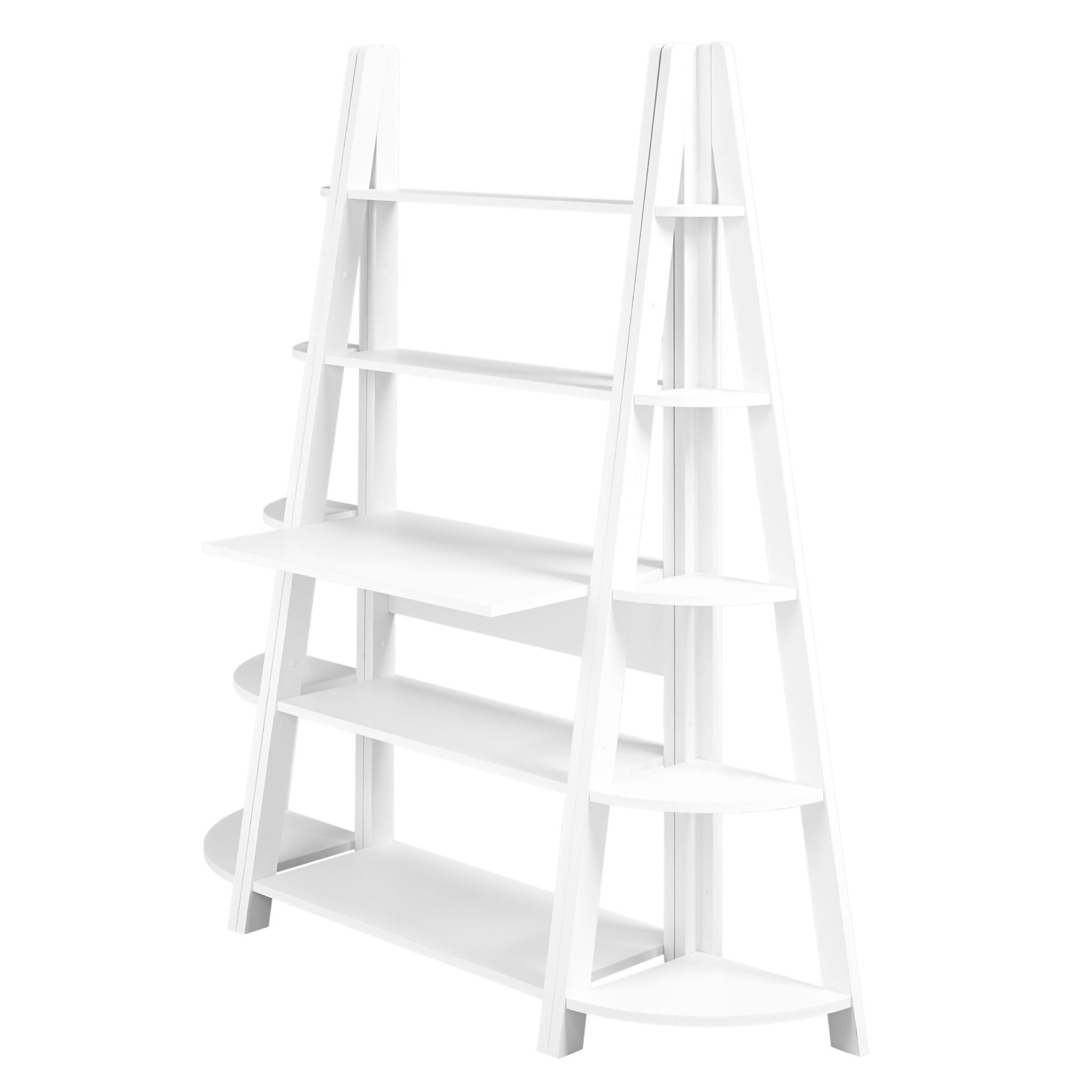 Toddny Ladder Desk White