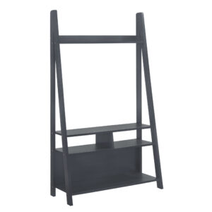 Toddny Ladder TV Unit Black