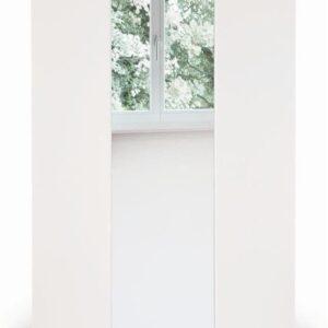 Eitan Quality Bedroom Corner Mirror Wardrobe - Variety Of Colours