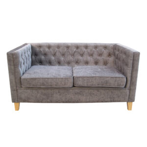 Yvette 2 Seater Sofa Grey